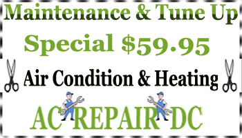 AC Repair DC Washington, DC